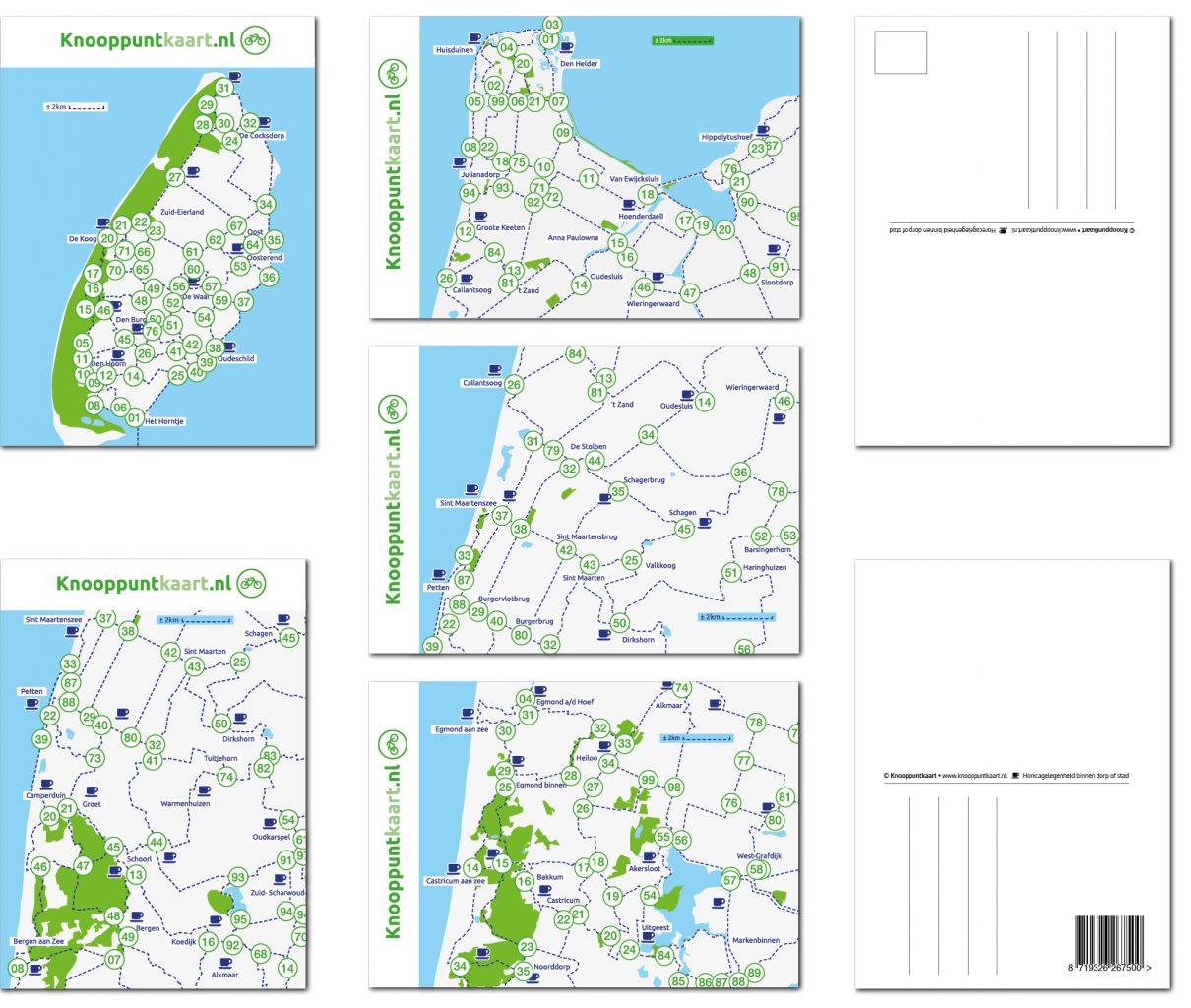 Set Texel - Noord-Holland-noord